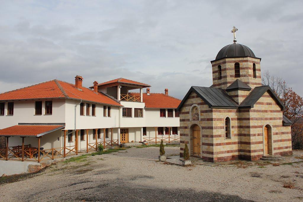 Manastir devina voda