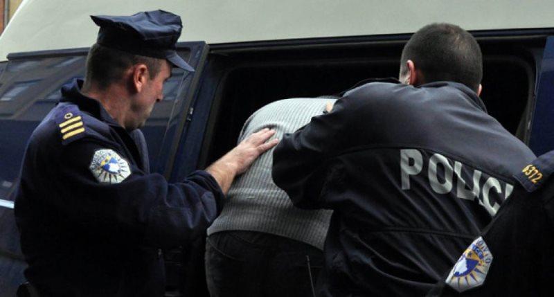Policijahapsenje